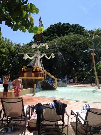 Hawks Cay Resort: Kids Pool