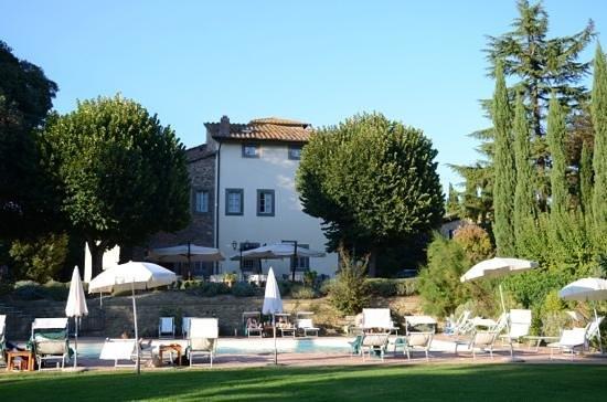 Villa di Piazzano: Villa Di Palazzano at its best. Magnifico