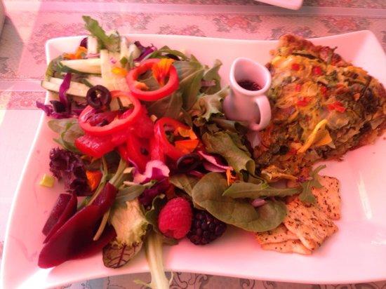 Charisma Cafe : Fritatta