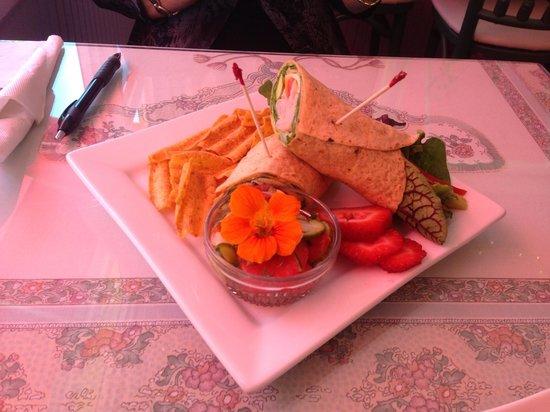Charisma Cafe : Wrap