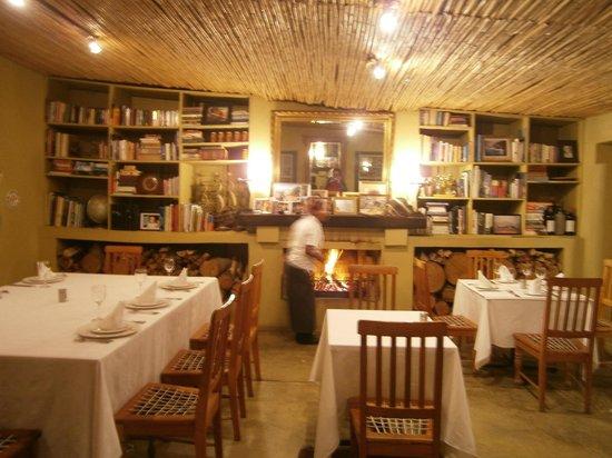 Jemima's Restaurant : Interni