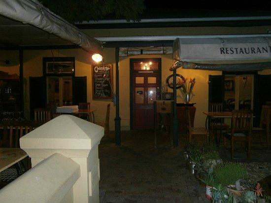 Jemima's Restaurant : Esterno