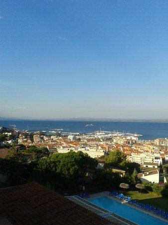 Grecs Hotel: le balcon