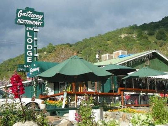 Gateway Restaurant and Lodge : gateway