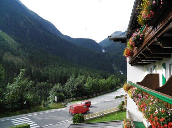 NationalPark Hotel Klockerhaus: Vistas desde el balcón