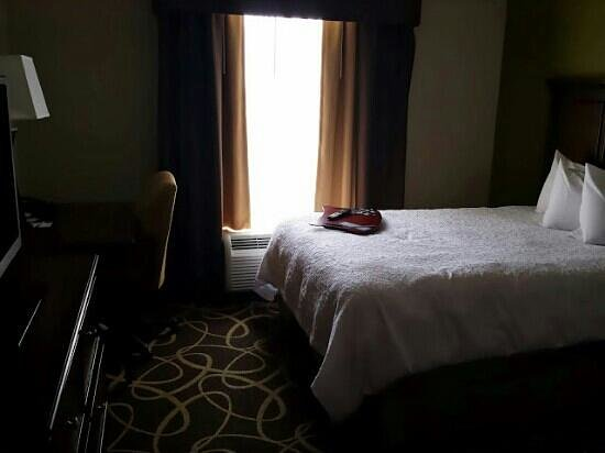 Hampton Inn & Suites Rochester / Henrietta: afternoon sun
