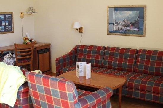 Scandic Victoria Lillehammer: Sitting Area