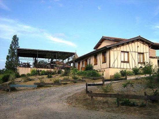 Pamiers, Frankrike: Auberge de Fountescut, Sieuras