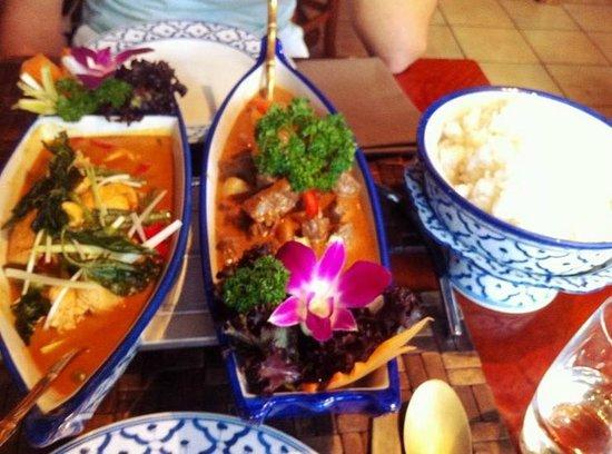 Tabkeaw Thais Specialiteiten Restaurant : delicious food
