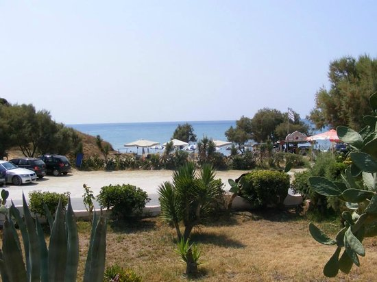 View from Stani Taverna