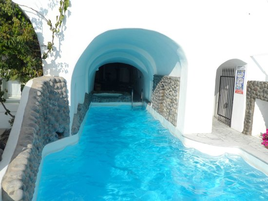 Fanari Villas swimming pool