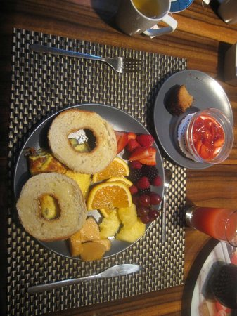 L'Imprevu Bed & Breakfast: The legendary breakfast