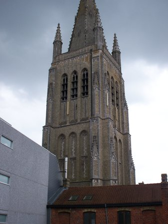 Novotel Ieper Centrum : View from my room