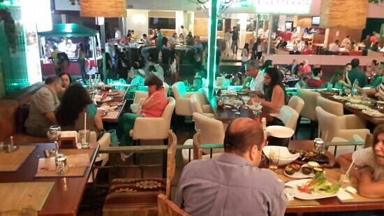 Copas: dining
