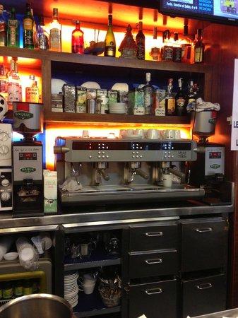 Restaurante cafe iruna en san sebasti n con cocina otras - Cocinas san sebastian ...