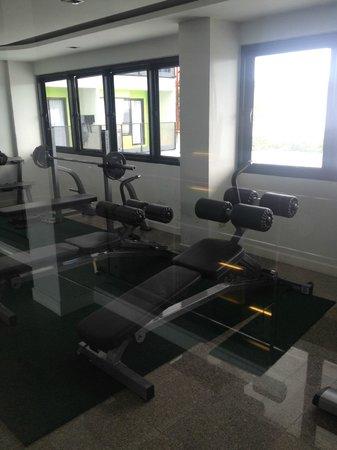 Samui Verticolor: Gym