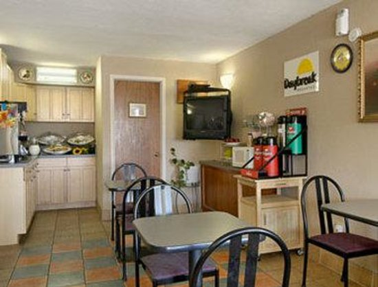 Days Inn Elkton Newark Area : Breakfast Area