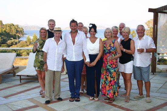 Kanapitsa Mare Hotel & Spa: photo by pool