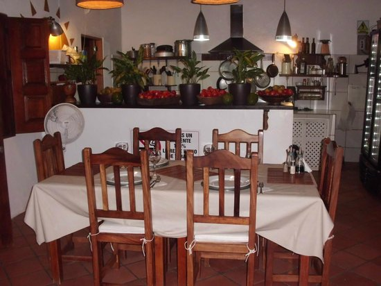 Posada Movida: prima di cena