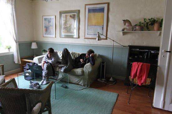 Little House: Living Room