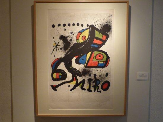 Museo del Grabado Espanol Contemporaneo : Miro, Museum of Engravings