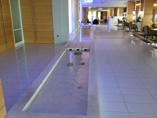 Bluesun Hotel Elaphusa: indoor stream