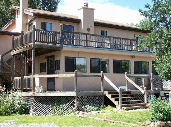 Spirit Canyon Lodge : Main Lodge