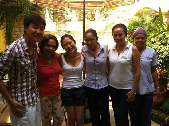Hotel Casa Gloria: The Hotel Staff