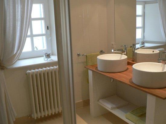 Grand-Brassac, Frankreich: salle de bains Casamance
