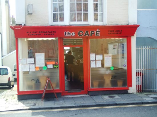 Brighton Breeze: Hot potato cafe