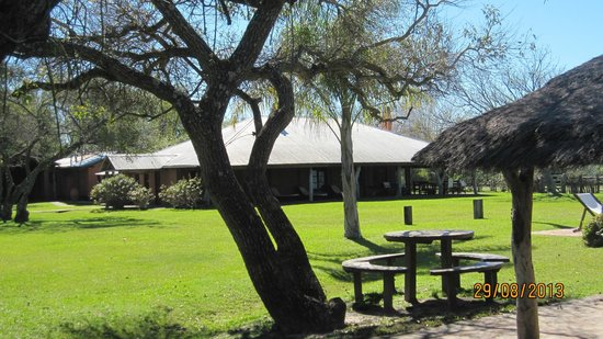 Rancho de Los Esteros: Rancho central
