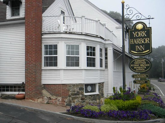 York Harbor Inn: Main Inn