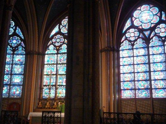 Eglise Notre-Dame de Versailles: Nave lateral