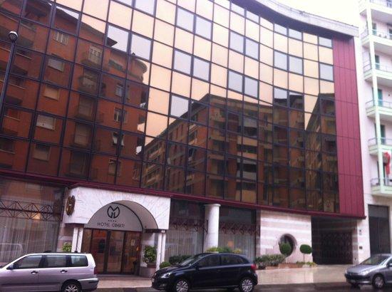 Hotel Giberti: L'hotel