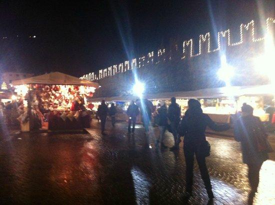 Hotel Giberti: Verona di notte
