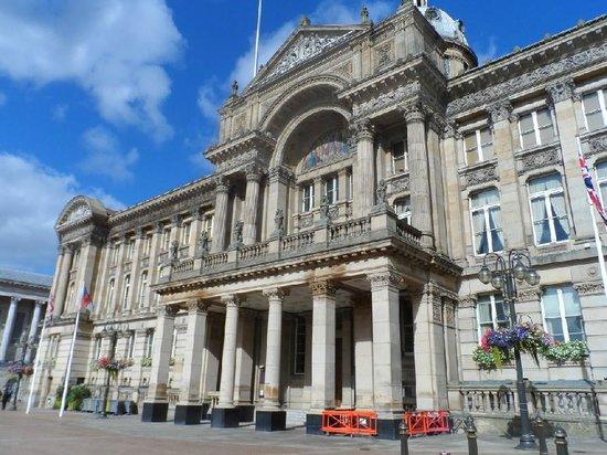 Birmingham Tours-Big Brum Buz