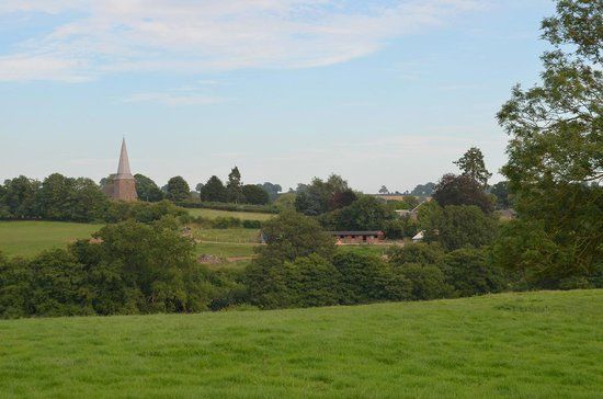Grove Farm: One of the stunning views