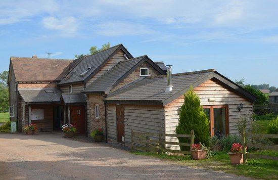 Grove Farm B&B from the rear