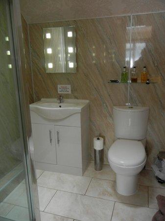 Rockvilla Guest House: the bathroom