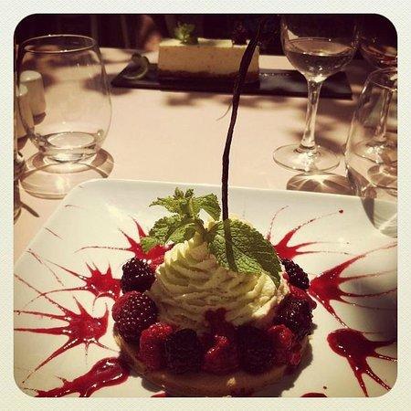 Le Cadet de Gascogne : dessert