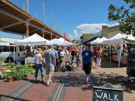 Santa Fe Sage Inn: Farmers' Market