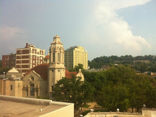 Hotel Highland at Five Points: The View