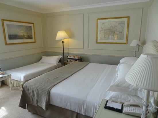 The Merrion Hotel: Bedroom