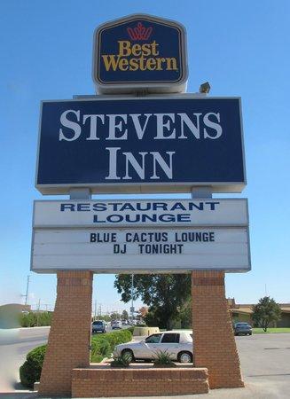 BEST WESTERN Stevens Inn: Stevens Inn