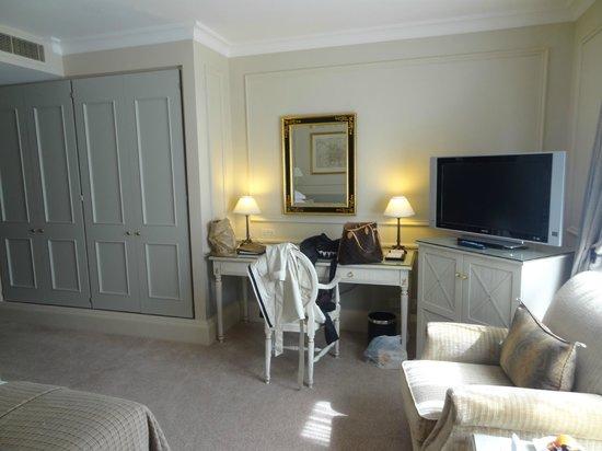 The Merrion Hotel: Room