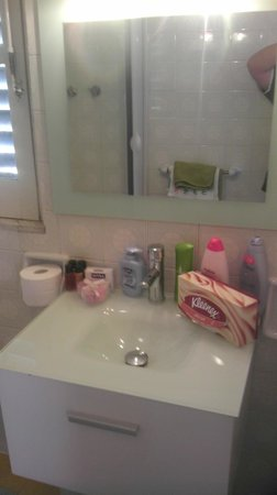 Bed & Breakfast Margherita: il bagno