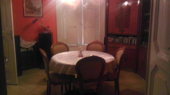 Bed & Breakfast Margherita: stanza di pranzo