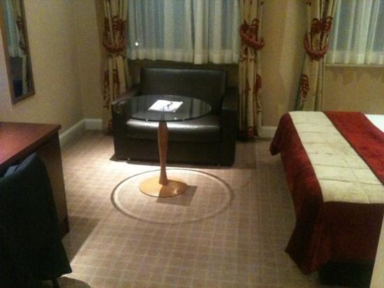 Radisson Blu Edwardian Vanderbilt: Room on 2nd stay