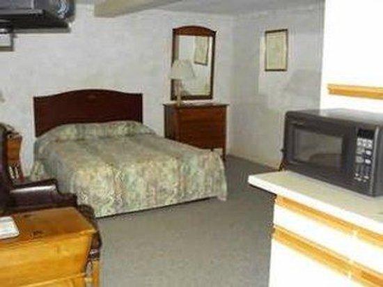Pleasant Mountain Inn : Interior