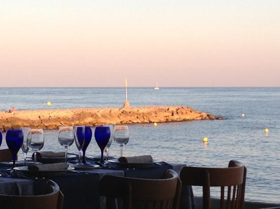Restaurant PIC NIC: vistas desde la terraza